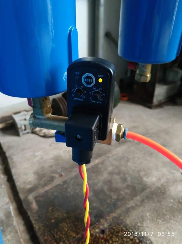 Purgador Eletrônico para Compressor Valores de Itapema - Purgadores de Ar Automáticos