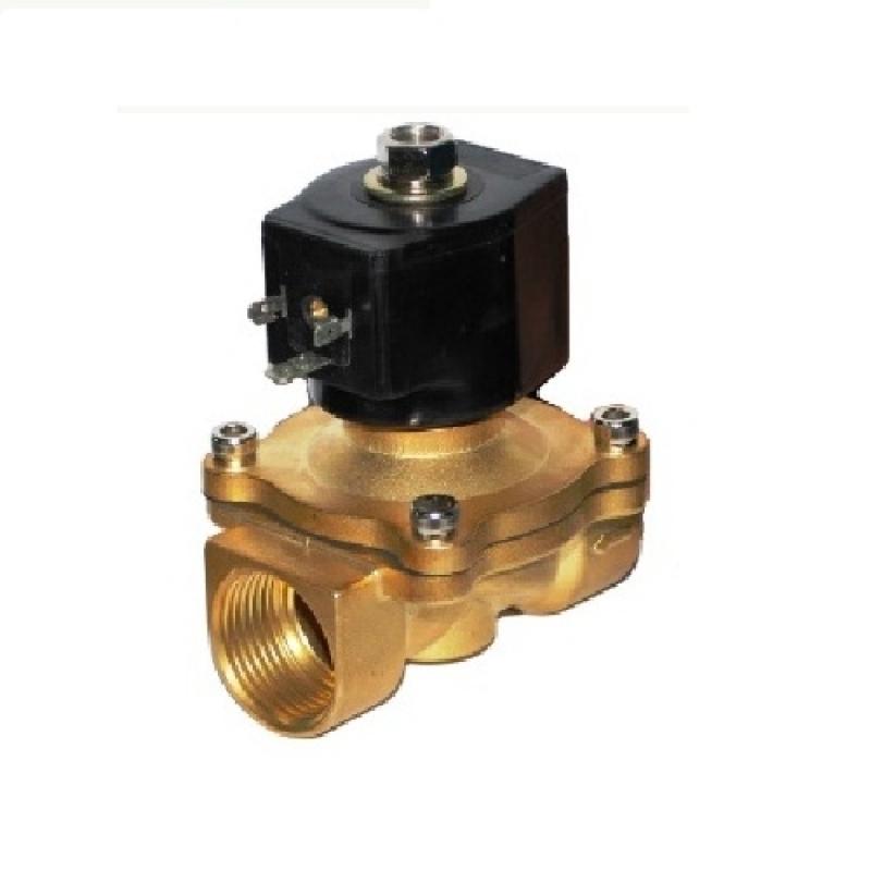 Fabricante de Válvula Solenoide 220v Balneario Camboriu - Válvula Solenoide 24v