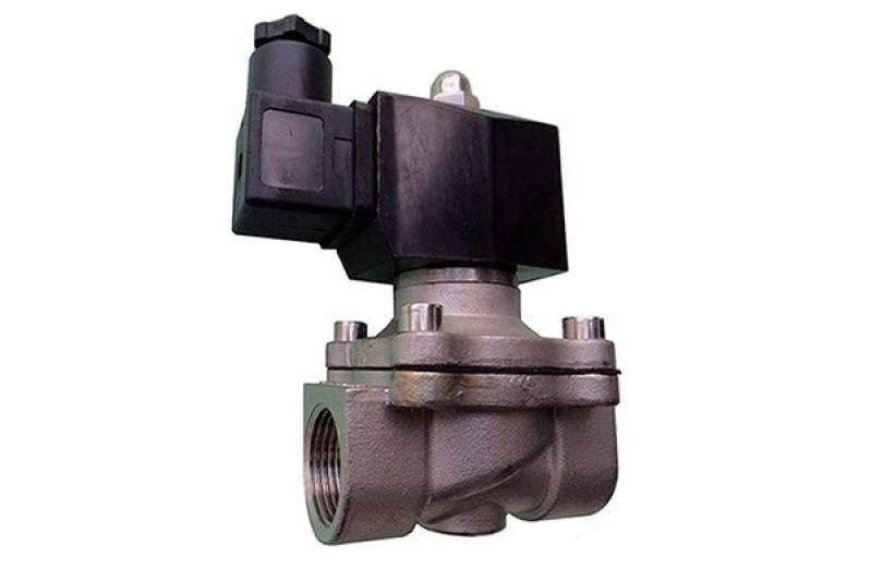 Fabricante de Válvula Solenoide Vapor Balneario Camboriu - Válvula Solenoide para Gás