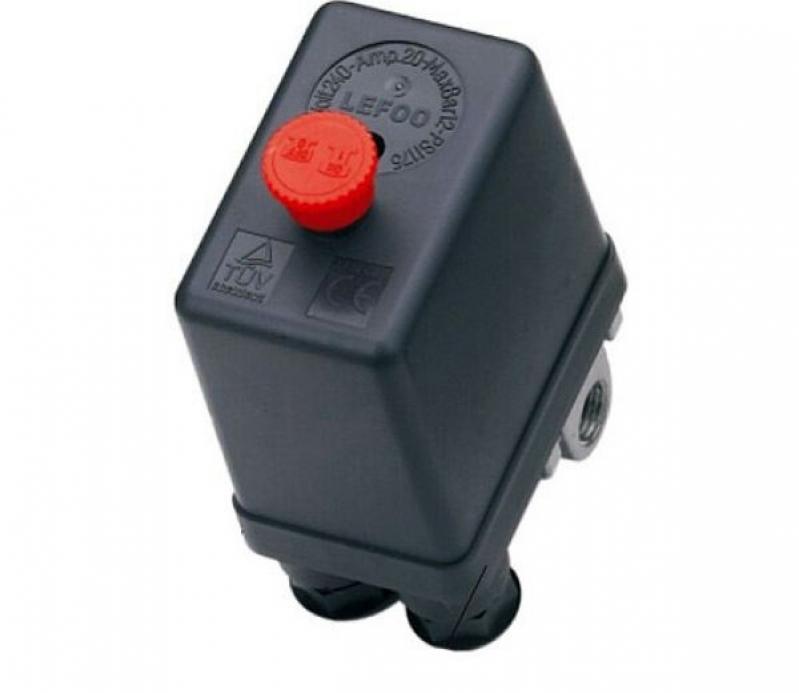 Pressostato para Compressor de Ar