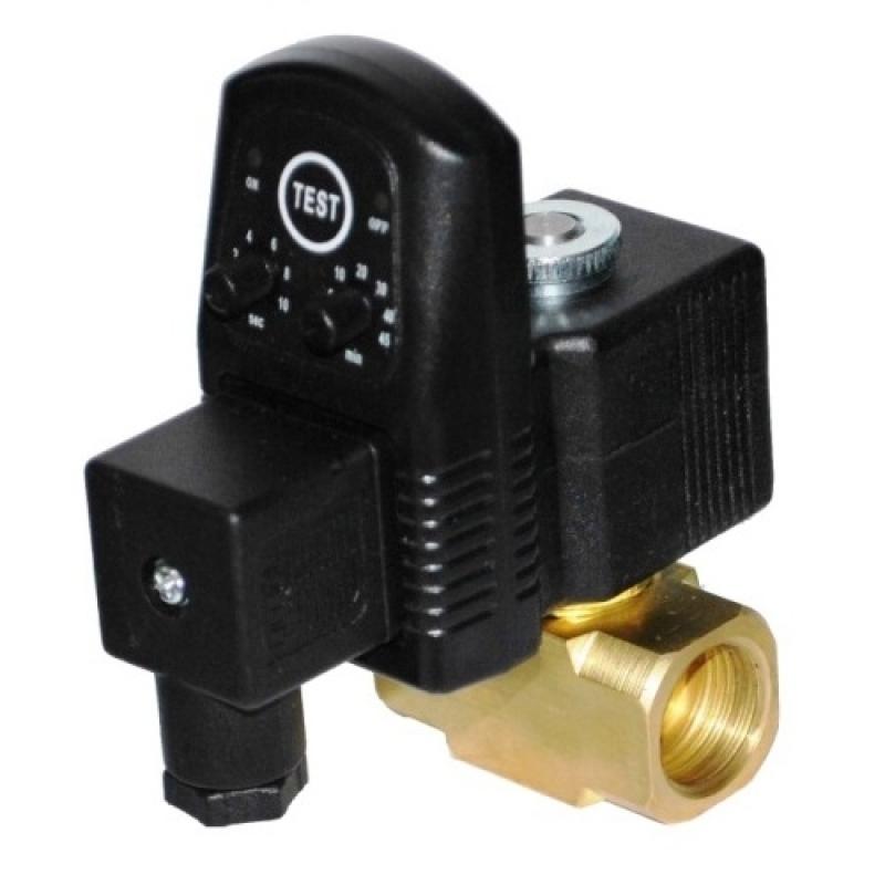 Purgador Eletrônico para Ar Comprimido Penha - Purgadores de Ar Automáticos